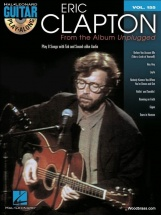 Guitar Play Along Vol.155 - Eric Clapton - Unplugged