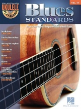 Ukulele Play Along Volume 19 Blues Standards + Cd - Ukulele