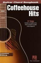 Coffeehouse Hits Guitar Chord Songbook - Lyrics And Chords