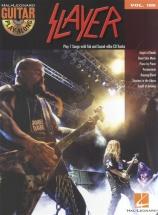 Guitar Play Along Volume 156 Slayer + Cd - Guitar Tab