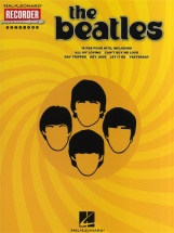Beatles Recorder Songbook - Recorder