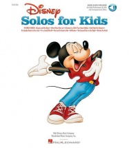 DISNEY SOLOS FOR KIDS + MP3 - PVG