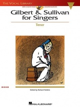 Gilbert And Sullivan For Singers Tenor Opera + Cd - Opera