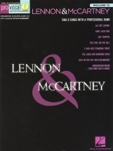 Pro Vocal Volume 25 - Lennon And Mccartney Vol 4 Mens Edition + Cd - Voice