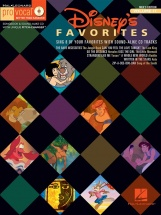 Pro Vocal Volume 17 Disney Favorites Men