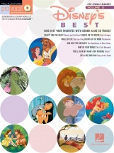 Disney - Best For Female Singers + Cd