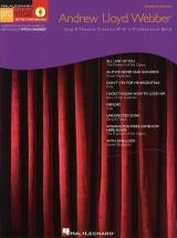 Pro Vocal Andrew Lloyd Webber Female Singers + Cd - Melody Line, Lyrics And Chords