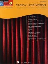 Andrew Lloyd Webber + Cd - Melody Line, Lyrics And Chords