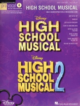 High School Musical, Volume 28 + Cd - Sing 8 Chart-topping Songs With A Professional Band - Voice