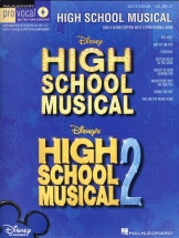 Pro Vocal Volume 28 High School Musical + Cd - Voice