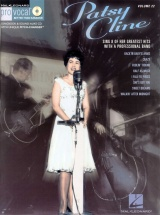 Pro Vocal Volume 22 - Patsy Cline + Cd - Melody Line, Lyrics And Chords