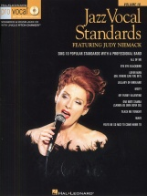 Jazz Vocal Standards - Sing 10 Popular Standards With A Professional Band + Cd - Voice