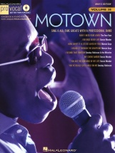 Pro Vocal Volume 38  - Motown Men