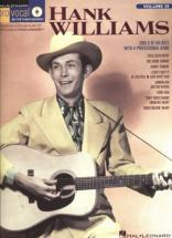 Williams Hank - Pro Vocal Vol.39 + Cd