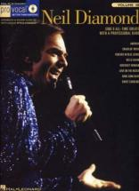 Diamond Neil - Pro Vocal Vol.40 + Cd - Chant