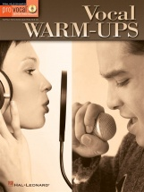 Pro Vocal Vocal Warm Ups Voice + Cd - Voice
