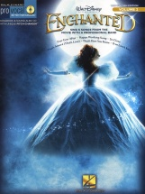 Pro Vocal Volume 2 Enchanted Mixed Edition Men Women Vce + Cd - Melody Line, Lyrics And Chords