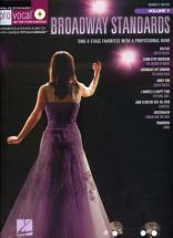 Pro Vocal Vol.9 Broadway Standards Women + Cd