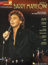 Pro Vocal Volume 54 - Mens Edition Barry Manilow Voice + Cd - Voice
