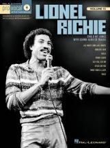 Pro Vocal Volume 55 Richie Lionel Mens Edition + Cd - Voice