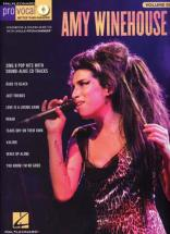 Pro Vocal Vol.55 Amy Winehouse + Cd