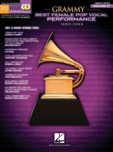 Pro Vocal Vol 57 - Women Grammy Awards Best Female Pop 1990-99 + Cd - Voice