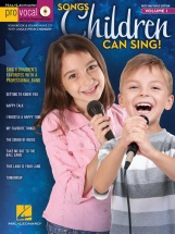 Pro Vocal - Boys And Girls Volume 1 - Songs Children Can Sing + Cd - Voice
