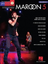 Pro Vocal Mens Edition Volume 28 - Maroon 5 + Cd - Voice