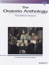 Oratorio Anthology Alto/mezzo-soprano
