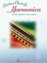 Christmas Classics For Harmonica - Harmonica