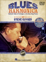 Guyger Steve Blues Harmonica Authentic Styles And Techniques + Cd - Harmonica
