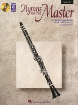 Instrumental Play-along Hymns For The Master Clarinet + Cd - 1 - Clarinet