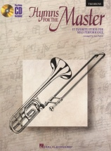 Instrumental Play-along Hymns For The Master + Cd - 1 - Trombone