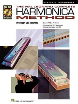 The Complete Harmonica Method Diatonic + Cd - Harmonica