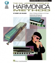 The Complete Harmonica Method Chromatic + Cd - Harmonica