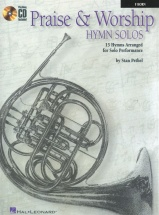 Instrumental Play-along Praise And Worship Hymn Solos + Cd - 1 - Horn