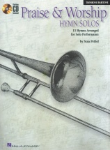 Instrumental Play-along Praise And Worship Hymn Solos Tbn + Cd - 1 - Baritone