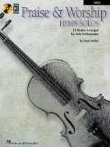 Instrumental Play-along Praise And Worship Hymn Solos + Cd - 1 - Violin