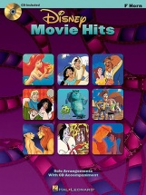 Disney Movie Hits Hn + Cd - French Horn - Horn