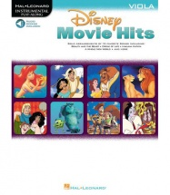 DISNEY MOVIE HITS + MP3 - VIOLA