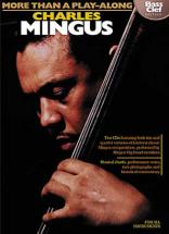 Mingus Charles - More Than A Play-along + 2 Cd Bass Clef