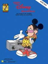 Disney - Easy Favorites + Cd - Alto Sax