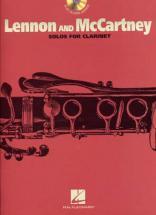 Lennon John/mc Cartney Paul - Solos Clarinet + Cd
