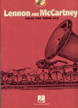 Lennon John/mc Cartney Paul - Solos Tenor Sax + Cd