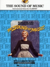 The Sound Of Music Instrumental Solos + Cd - Clarinet