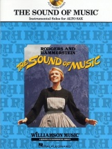 The Sound Of Music Instrumental Solos + Cd - Alto Saxophone