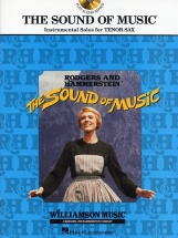 The Sound Of Music Instrumental Solos + Cd - Tenor Saxophone