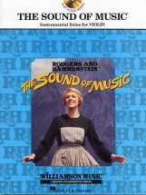 The Sound Of Music Instrumental Solos + Cd - Violin