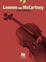 Lennon Mccartney Solos + Cd - Cello