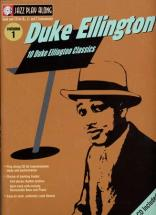 Jazz Play Along Vol.01 Duke Ellington Bb, Eb, C Inst. Cd
